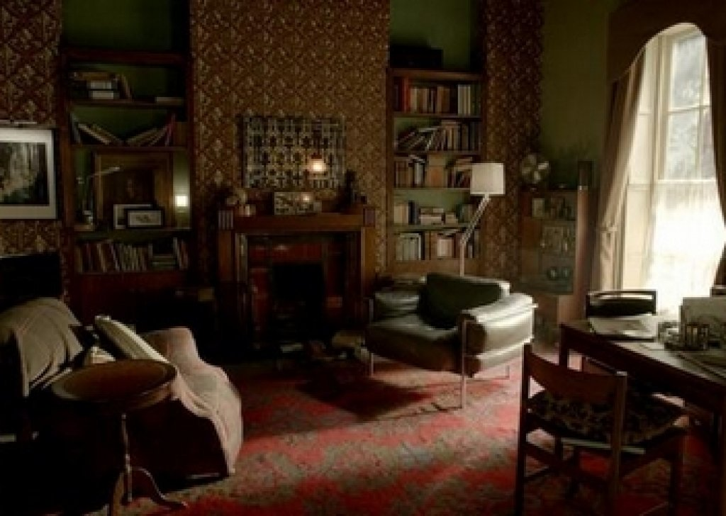 Inside Sherlock S Living Room Audio Atmosphere