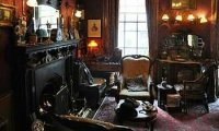 Afternoon at 221b Baker Street