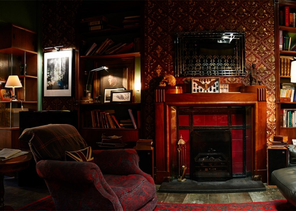 221b Baker Street From Bbc Sherlock I Audio Atmosphere