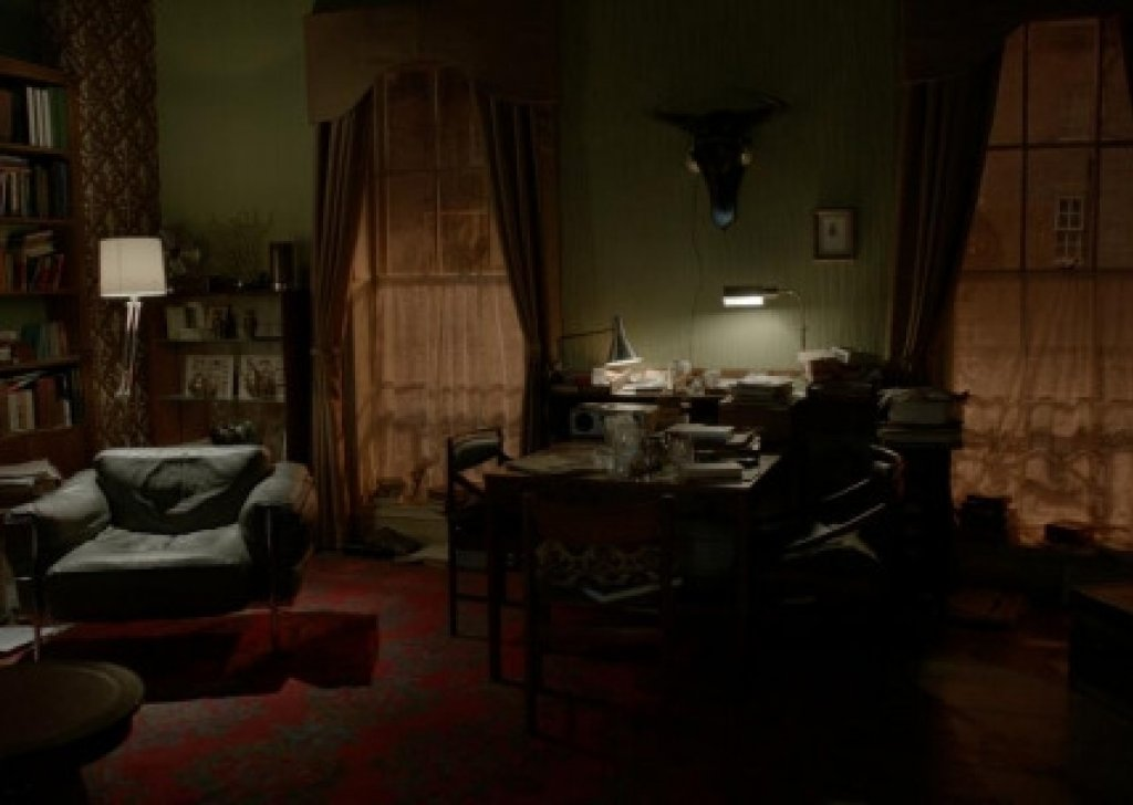 Rainy night in the living room of 221b audio atmosphere for The family room nightclub