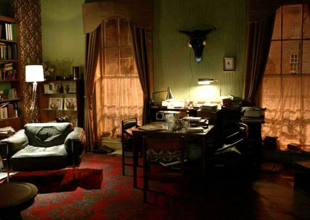221b baker street on a cold winters evening audio atmosphere